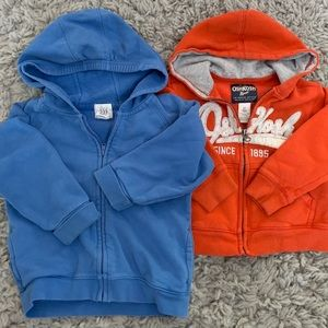GAP Shirts & Tops - Hoodie Bundle